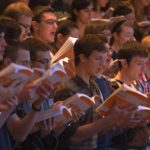 Choir and orchestra  collaborate for 'Messiah'