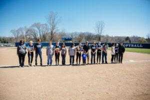 Softball Vs. Wayne State Senior Day