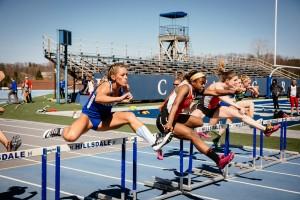 Corinne Zehner Track